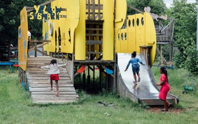 Adventure Playground SEND Sessions