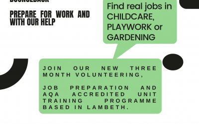 Lambeth Play and Early Years Training for employment
